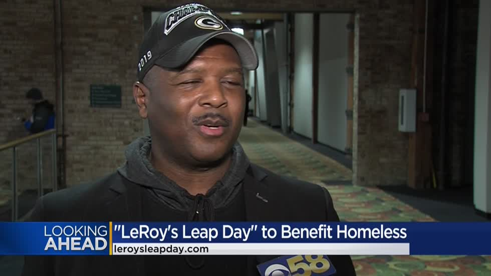 LeRoy Butler partners with Hebron Housing Services to tackle homelessness