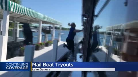 Jumpers make leap for coveted mail jobs in Lake Geneva