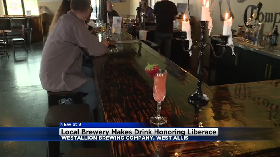 Local brewery makes drink honoring Liberace