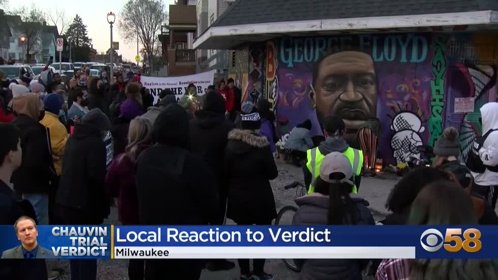 Activists 'reinvigorated' by Chauvin verdict, but say many...