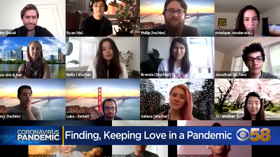 Finding, keeping love in a pandemic proves difficult