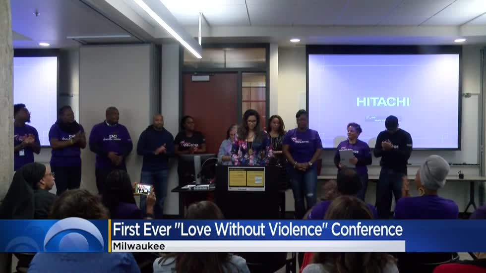Milwaukee's Love Without Violence Conference addresses tough issues; 'We need to do better'