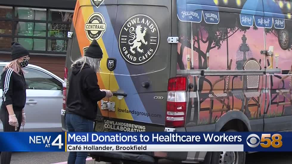 Lowlands Group to provide 1,000 meals to frontline care workers this week