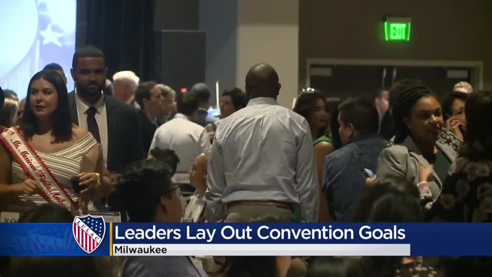 Leaders lay out LULAC convention goals
