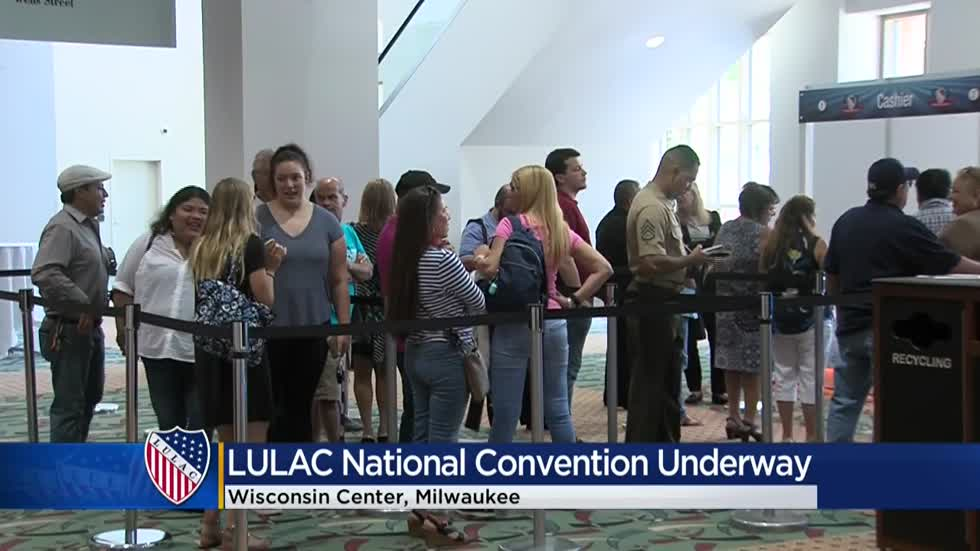 LULAC kicks off national convention in Milwaukee