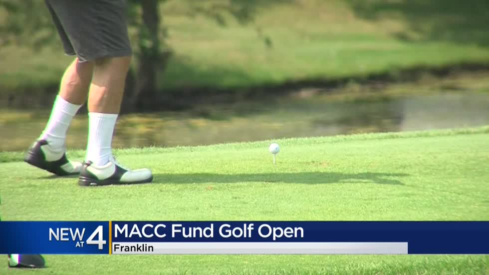 Golfers brave heat to support 44th annual MACC Fund Open