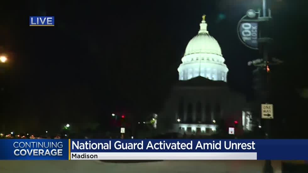 Madison leaders, march organizer respond to unrest and protester arrest