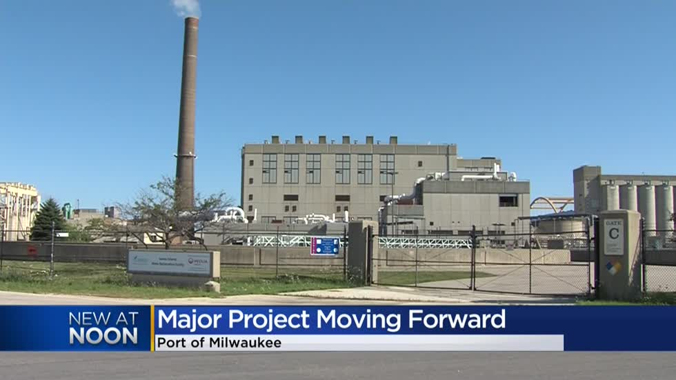 Major projects in Port of Milwaukee get approval to move forward