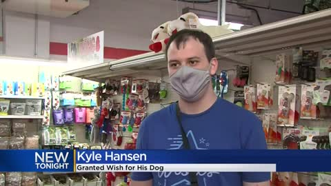 Wauwatosa teen uses Make-A-Wish request to train therapy dog to help others
