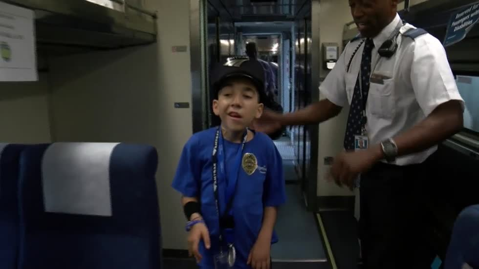 """Absolutely beautiful:"" Make-A-Wish sends a 12-year-old boy on the trip of a lifetime"