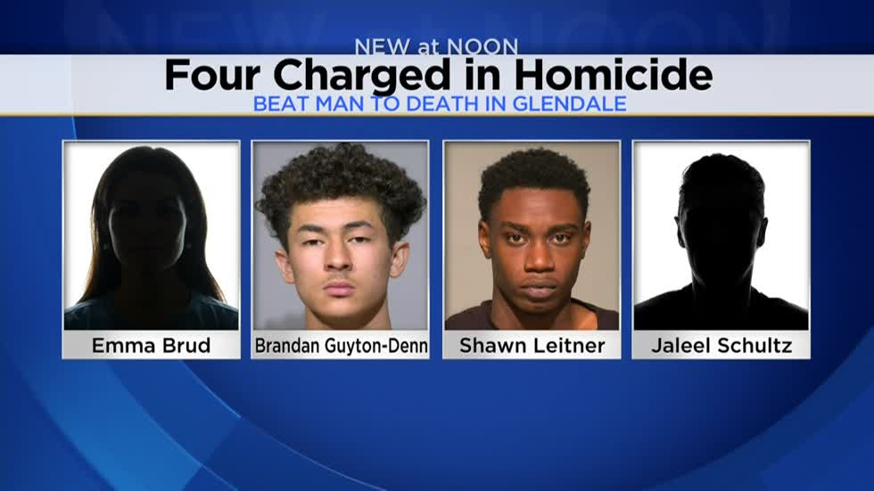 "4 charged after fatally beating Green Bay man, 18, during ""revenge plot"" before dumping body in Milwaukee River"