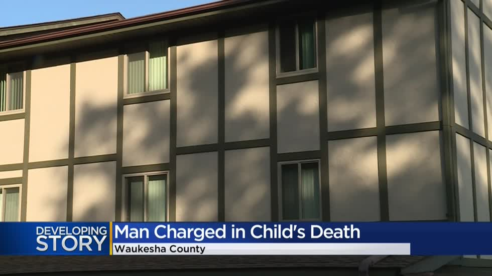 Waukesha man facing felony charges after 6-year-old dies of head trauma