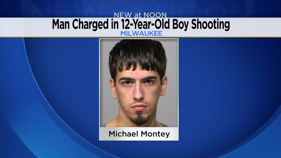 Charges filed after 12-year-old boy shot while sleeping in Milwaukee