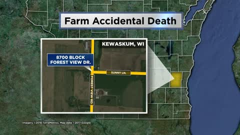 36-year-old Kewaskum man killed in early morning farm accident
