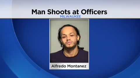 Man now charged for shooting at officers near 9th and Cleveland
