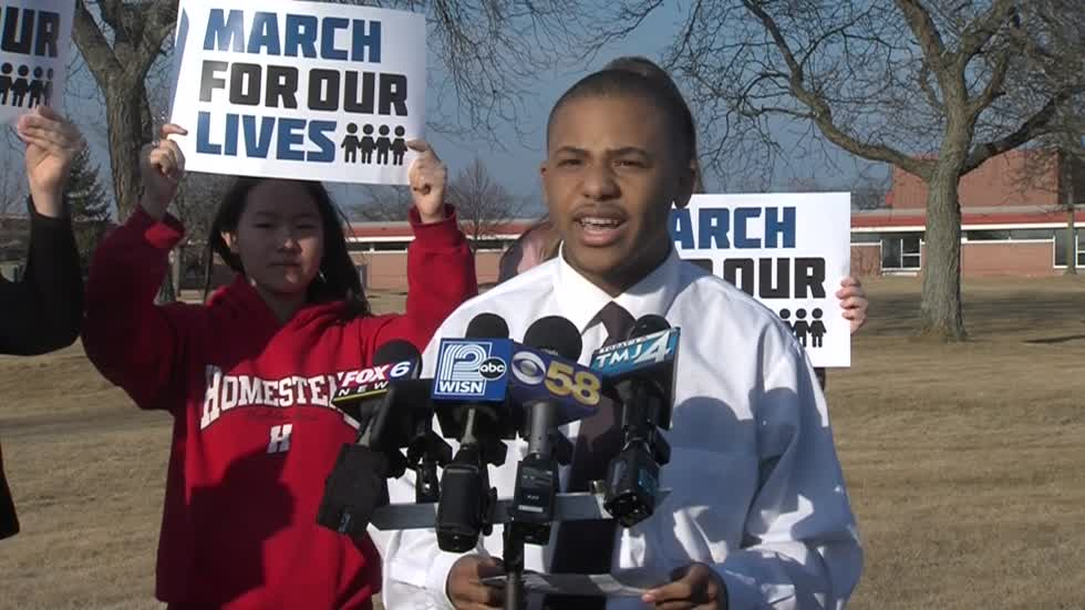 High school students plan Milwaukee protest in response to Parkland mass shooting