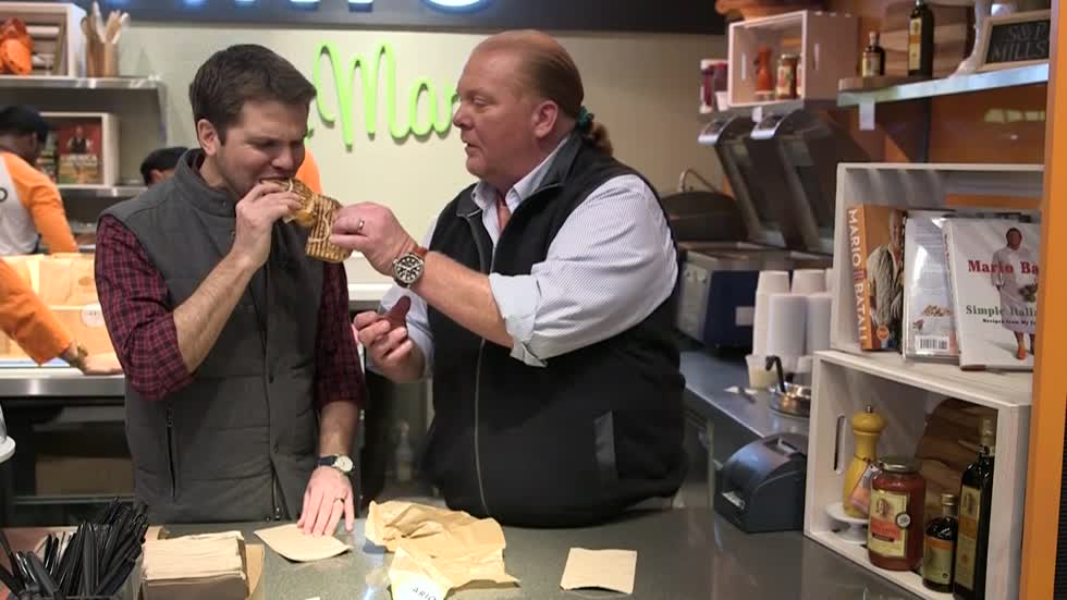 Mario Batali steps away from business, TV show amid sexual misconduct allegations