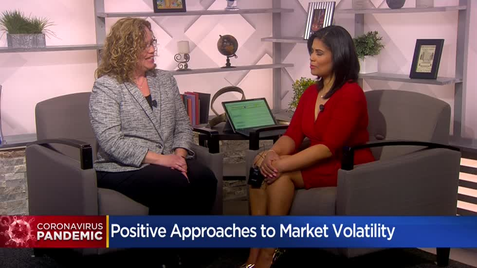 Financial expert weighs in on market volatility amid coronavirus outbreak