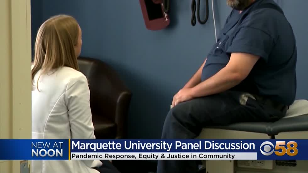 Marquette hosts community conversation panel on health equity