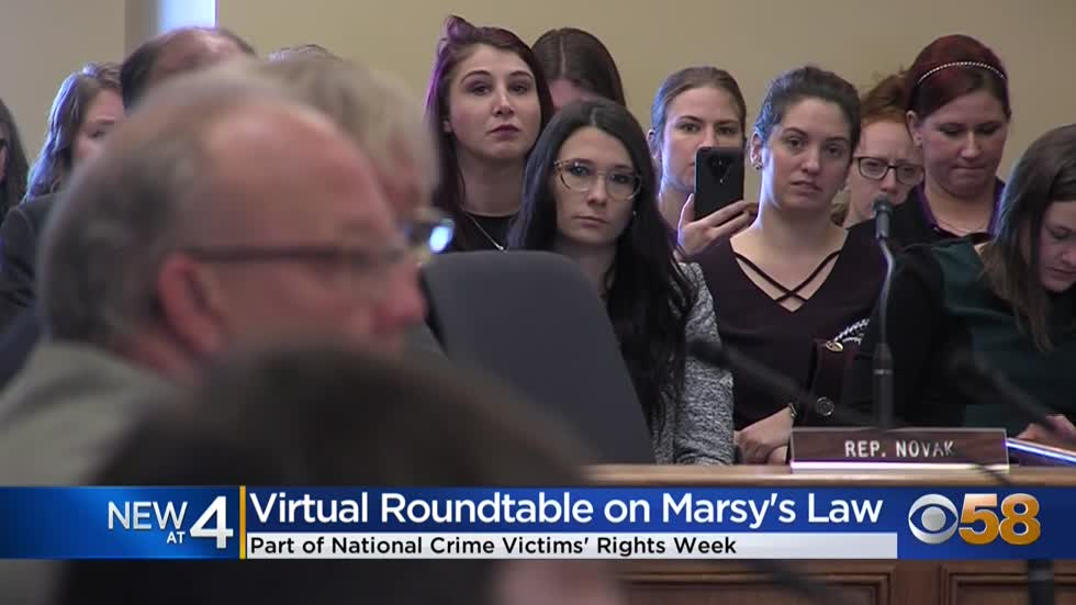 National Crime Victims' Rights Week kicks off with roundtable...