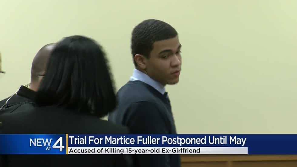 Trial postponed for Martice Fuller, Kenosha County teen charged in shooting death of ex-girlfriend