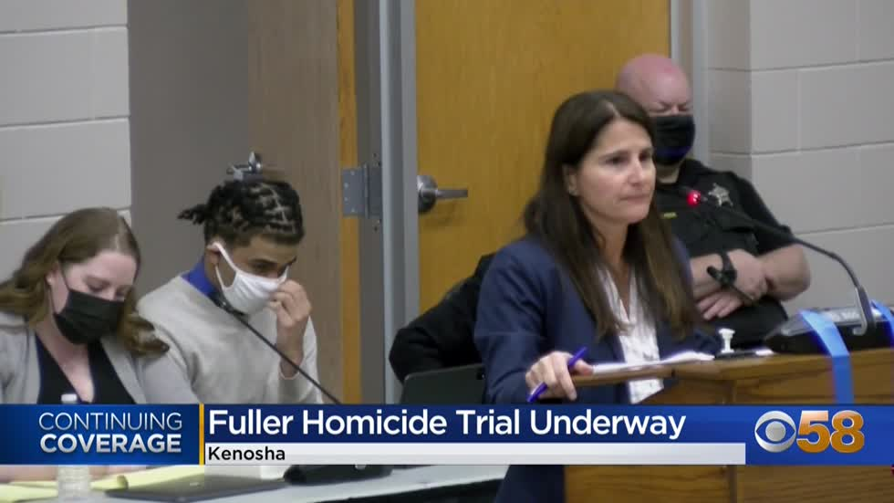 Prosecutors play dramatic 911 audio in day 1 of Martice Fuller trial