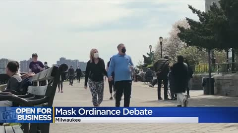 Hundreds of public comments submitted on Milwaukee mask proposal...