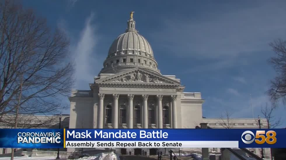 Assembly GOP offers new plan to end Wisconsin mask mandate