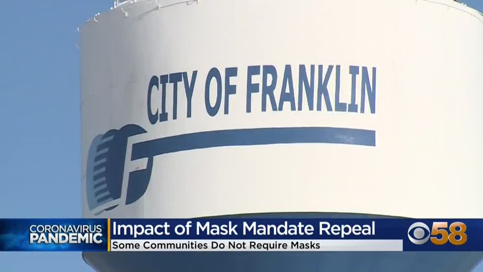 What some local municipalities plan to do if the statewide mask mandate is overturned