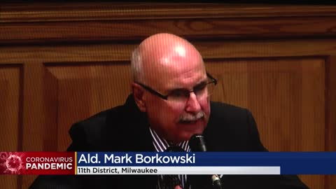 Milwaukee moves closer to city-wide mask mandate after heated...