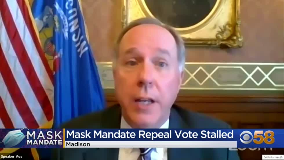 Mask mandate override now part of state COVID relief bill