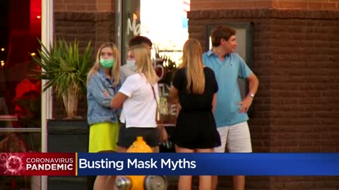 Expert discusses mask myths, best practices