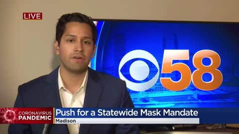 Why a statewide mask mandate may come soon to Wisconsin
