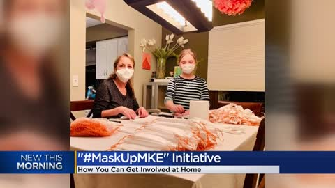 #MaskUpMKE: Mask makers needed right now -- are you up for the challenge?