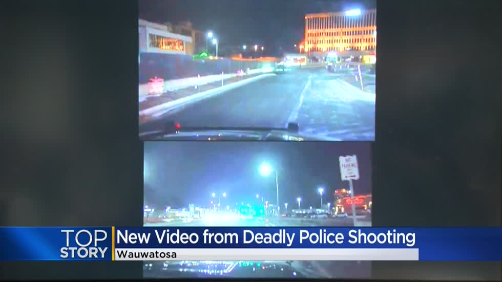 Dashcam video, dispatch calls from deadly officer-involved Mayfair Mall shooting released