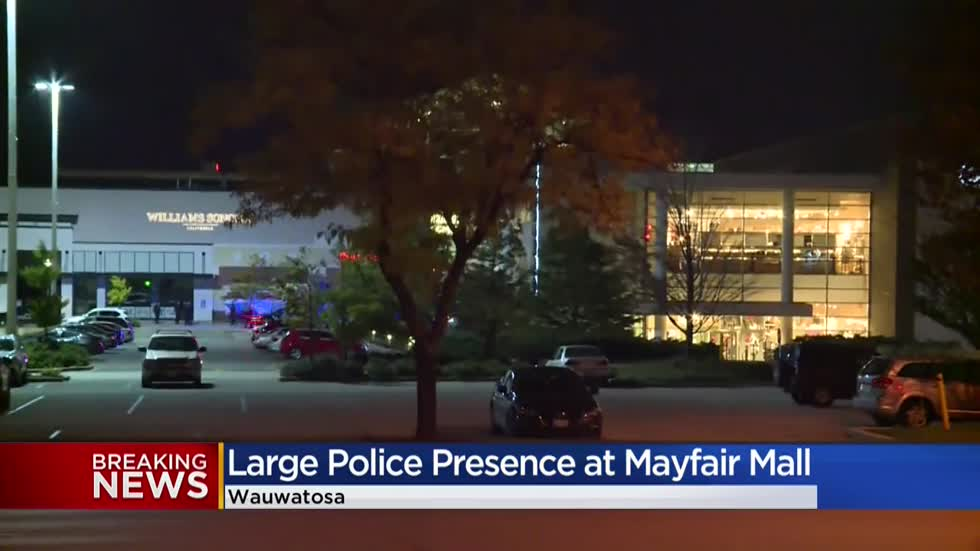 Wauwatosa police: 2 arrested, including 1 juvenile, following fight at Mayfair Mall