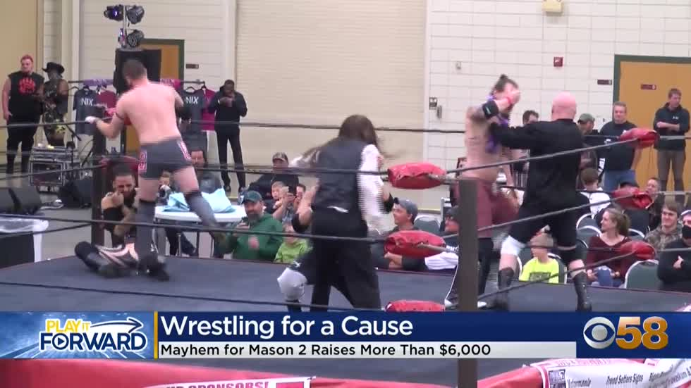 Mayhem for Mason 2 raises more than $6,000