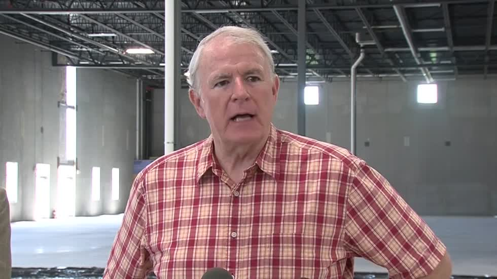 Mayor Barrett reacts to national media attention after release of Sterling Brown arrest video