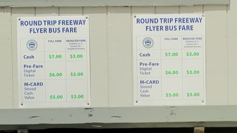 Taking the bus to Summerfest? There's a new way to pay for Summerfest Freeway Flyer riders