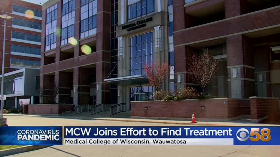 New trial at Medical College of Wisconsin focuses on COVID-19...