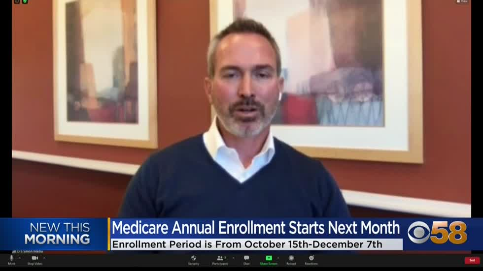 Annual enrollment begins October 15, healthcare expert explains...