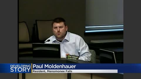 Menomonee Falls village trustee under fire for controversial Facebook posts
