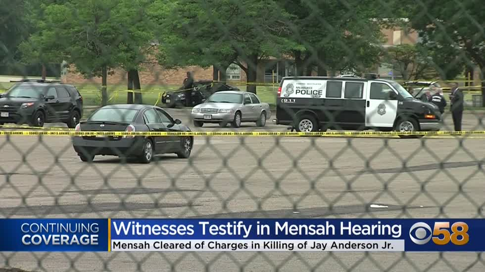 Witnesses testify in Jay Anderson Jr. shooting involving Wauwatosa...