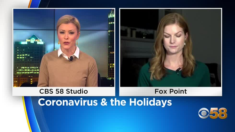 Experts discuss mental health during the holidays amid the pandemic
