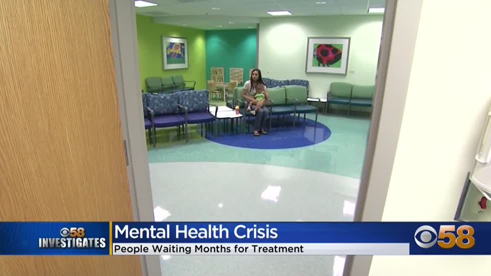 Local mental health care struggles to keep up with demand