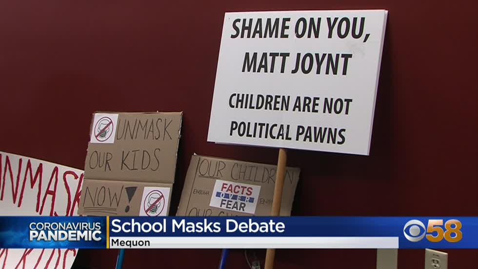 Mequon-Thiensville superintendent sticking to mask mandate despite...