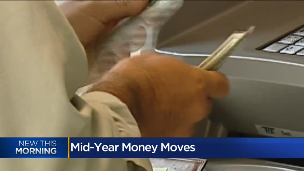 Local financial advisor offers advice for mid-year money moves
