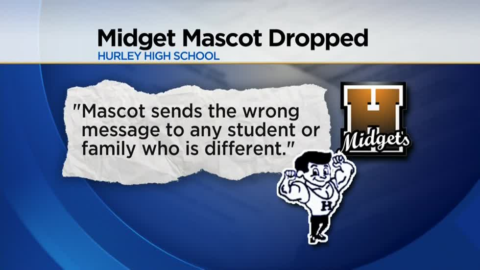 Hurley School District to discontinue Midgets mascot