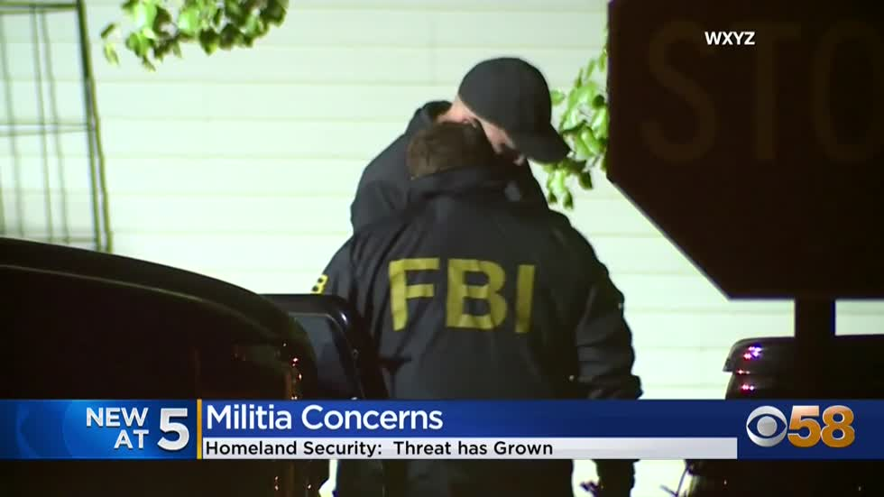 11 militia groups active in Wisconsin