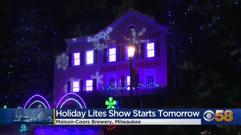 Drive-thru Holiday Lites show returns to Miller Valley Dec. 2